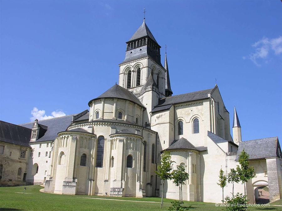 Abbaye de Fonetevraud