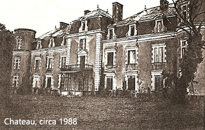 Chateau de bois giraud 1988