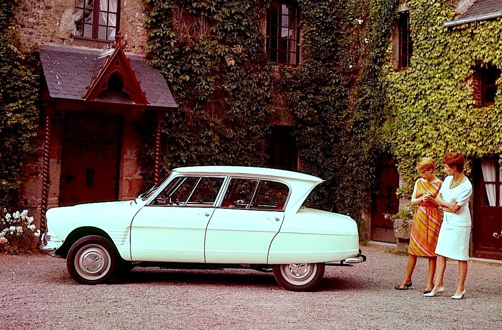 Why I Crave a Citroën Ami 6