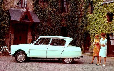 Why I Crave a Citroën Ami 6