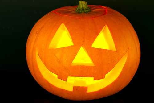 HALLOWEEN – WITH NO TRICK OR TREATING