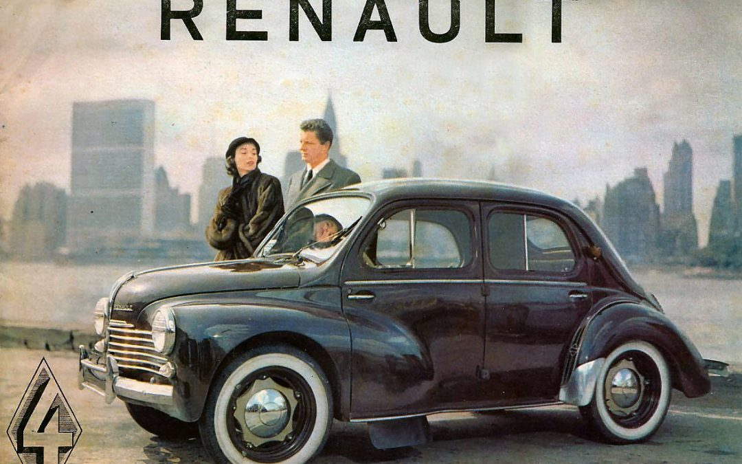 The Joys of the Renault 4CV